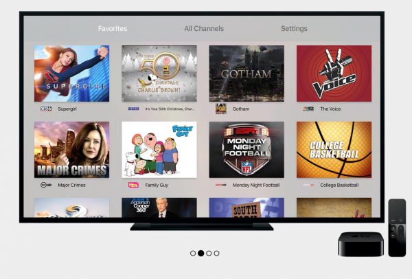 Channels su Apple TV - Giovanni Fracasso