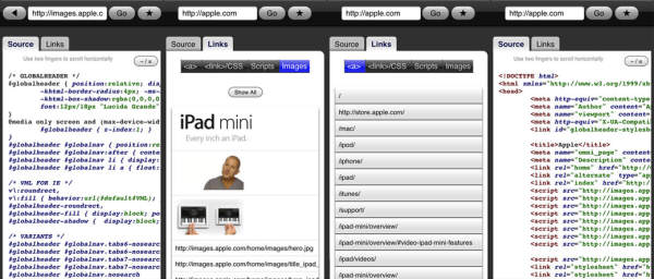 Applicazioni iPhone web marketing